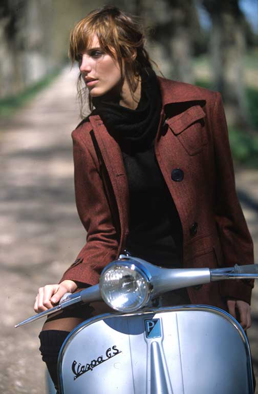 Faconnable Fall 2004-Women Coat