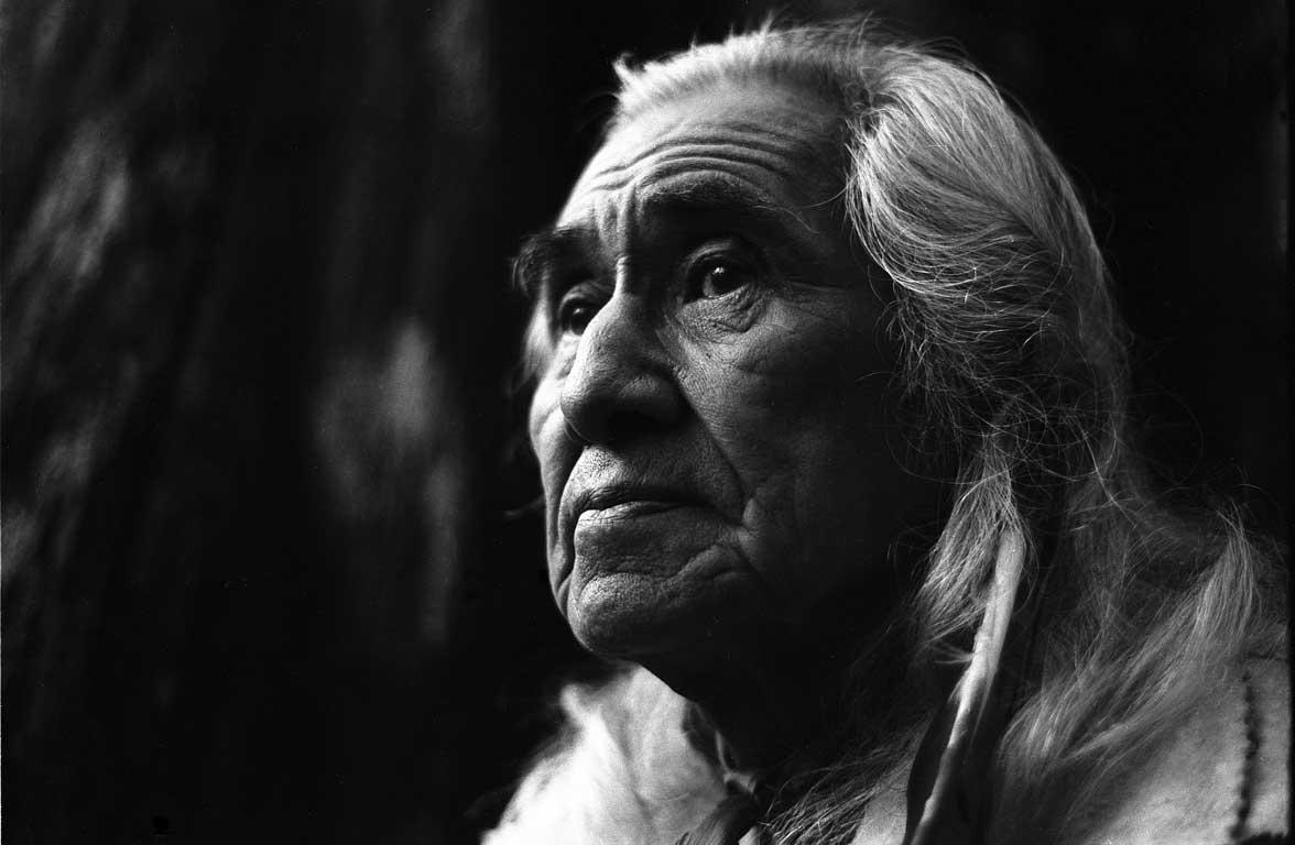 Chief leonard george essay