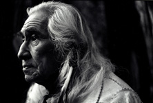 Portraits,Chief Dan George-James O'Mara